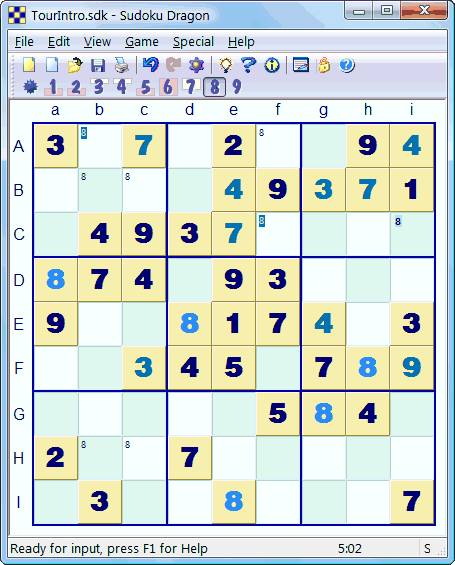 Sudoku Dragon - Software Informer  You can use this program