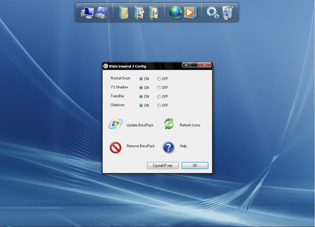Pack Vista Inspirat 2 1 0 Download (Free) - Panel exe