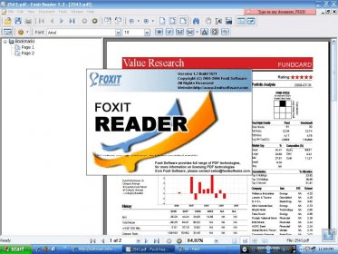 Foxit Reader 1 3 Download (Free) - Foxit Reader exe