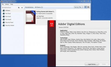 descargar adobe digital editions para windows 7