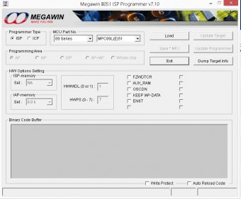MEGAWIN 8051 ISP-ICP PROGRAMMER WINDOWS 10 DRIVERS DOWNLOAD