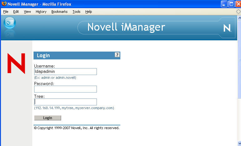 Novell iManager 2 7 Download (Free)