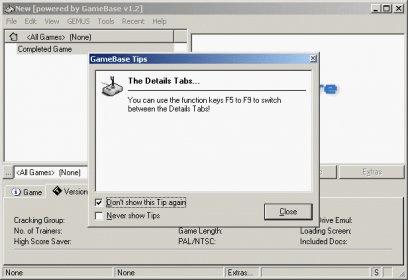 GameBase 1 1 Download - GameBase exe