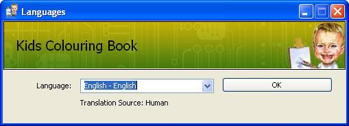 Setup Language