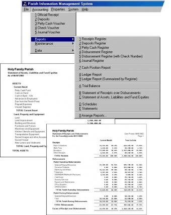parish information management system