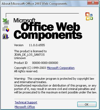 Microsoft Office Web Components Download - A plugin for