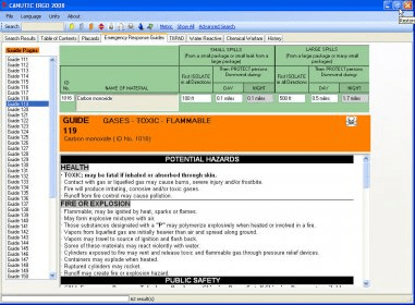 gratis canutec ergo 2008