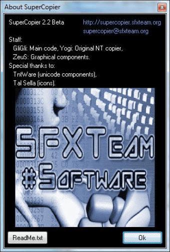 SuperCopier 2 3 Download - SuperCopier2 exe