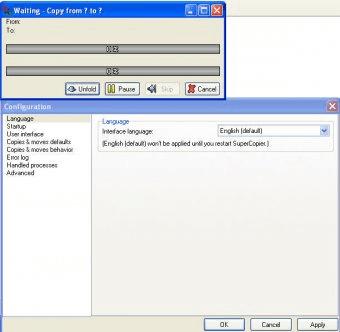 SuperCopier 2 2 beta Download (Free) - SuperCopier2 exe
