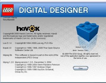 TÉLÉCHARGER LEGO DIGITAL DESIGNER 4.2.5 GRATUIT