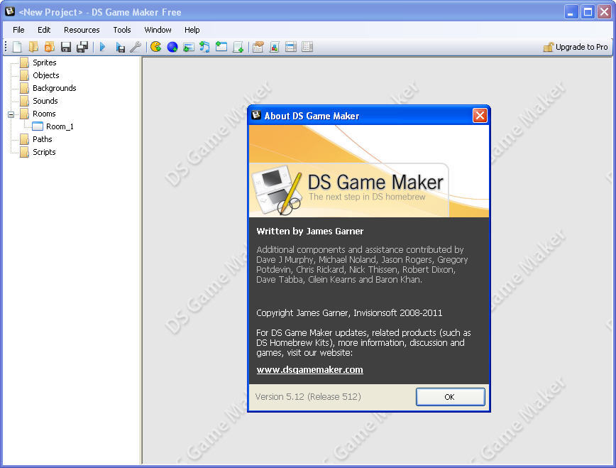 ds game maker pro free download
