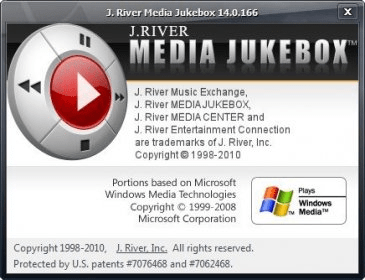 jriver media center freeware