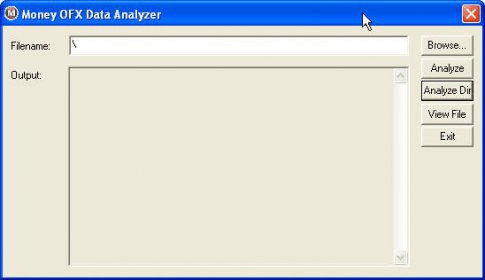 OFX Analyzer - Software Informer  OFX Analyzer will validate