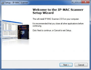 IP-MAC Scanner Download - A quick solution to scan IPs and MAC