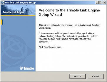 Trimble Link Engine Download (survey exe)