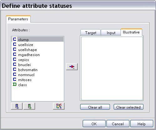 Define attribute status