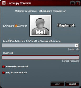 Gamespy comrade 3. 2. 16 download for pc free.