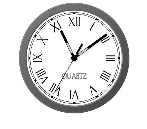 Roman Clock-VII