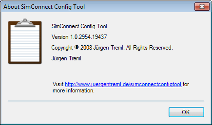 SimConnect Config Tool 1 0 Download (Free) - cfgtool exe