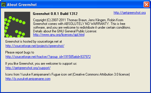 Greenshot Download - Complete screen capture utility with