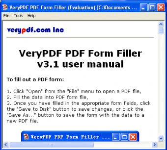 Pdf filler free software download