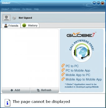 globe7 v7.0