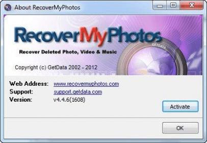 recover my photos 2.80 gratuit