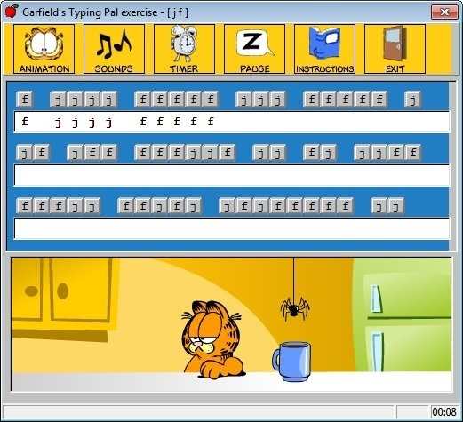 Garfield S Typing Pal Download Free Version Inspector Exe