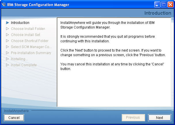 ibm storage manager 10.77