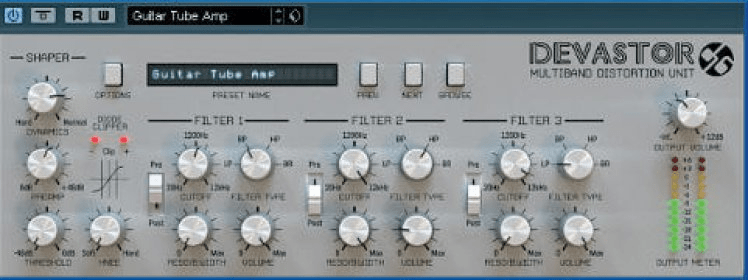 D16 Group Devastor VST Plug-In 1 3 Download (Free trial)