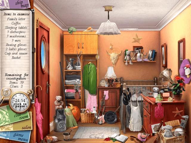 Agatha Christie - from Paddington screenshot