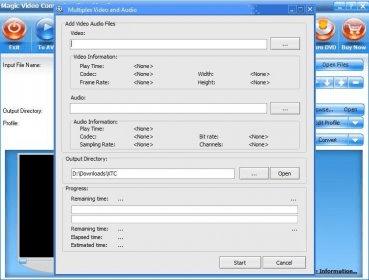 magic video converter old version free download