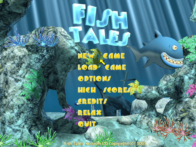 fish tales 2 pc game download