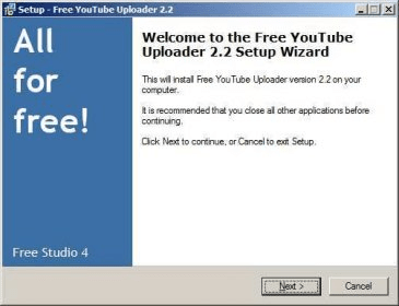 Free YouTube Uploader 3 3 Download (Free)