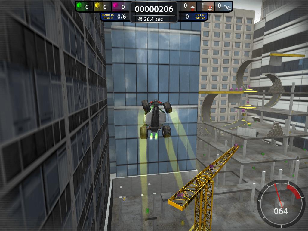 StuntMANIA screenshot