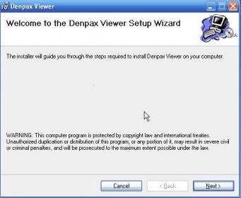 denpax viewer