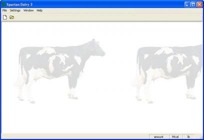 Spartan Dairy 3 0 Download (Free trial) - SpartanDairy3 exe