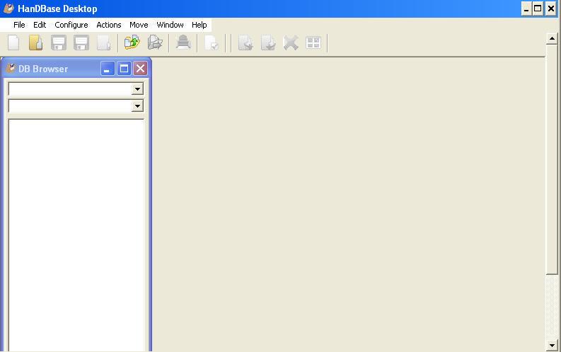 handbase desktop