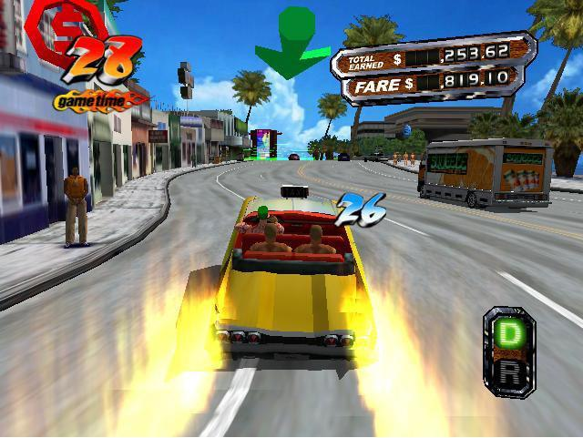 Taxi 2 game download