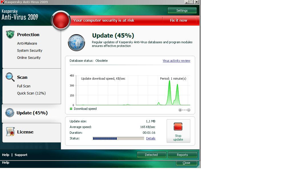 Updating Process
