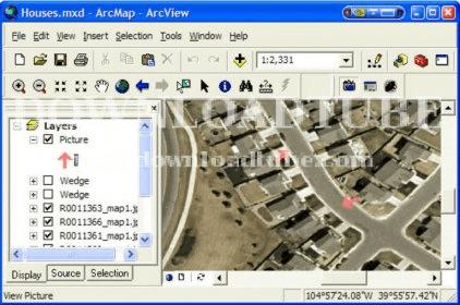 GRATUITEMENT ARCVIEW 3.3 TÉLÉCHARGER