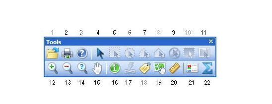 MapInfo ProViewer screenshot