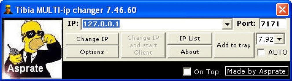 tibia ip changer 8.40