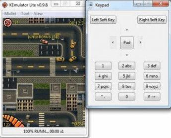 Java-Emulator 0 9 Download (Free) - KEmulator exe