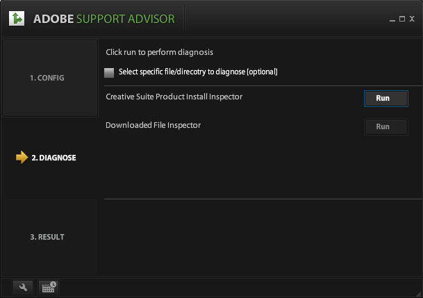 adobe support advisor cs5 free download