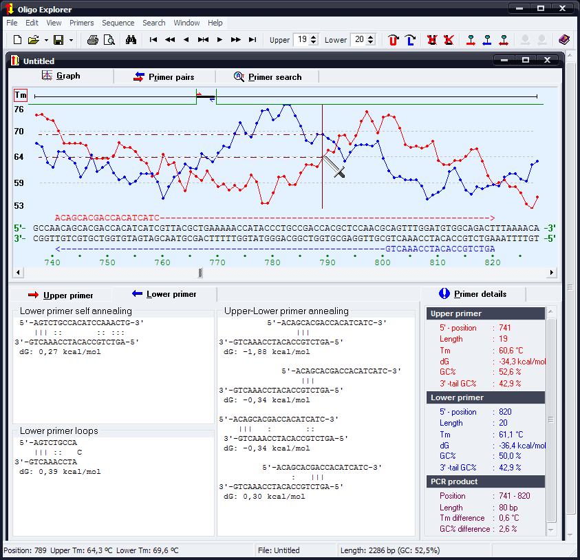 Oligo Explorer 1 5 Download Free Oligexp Exe