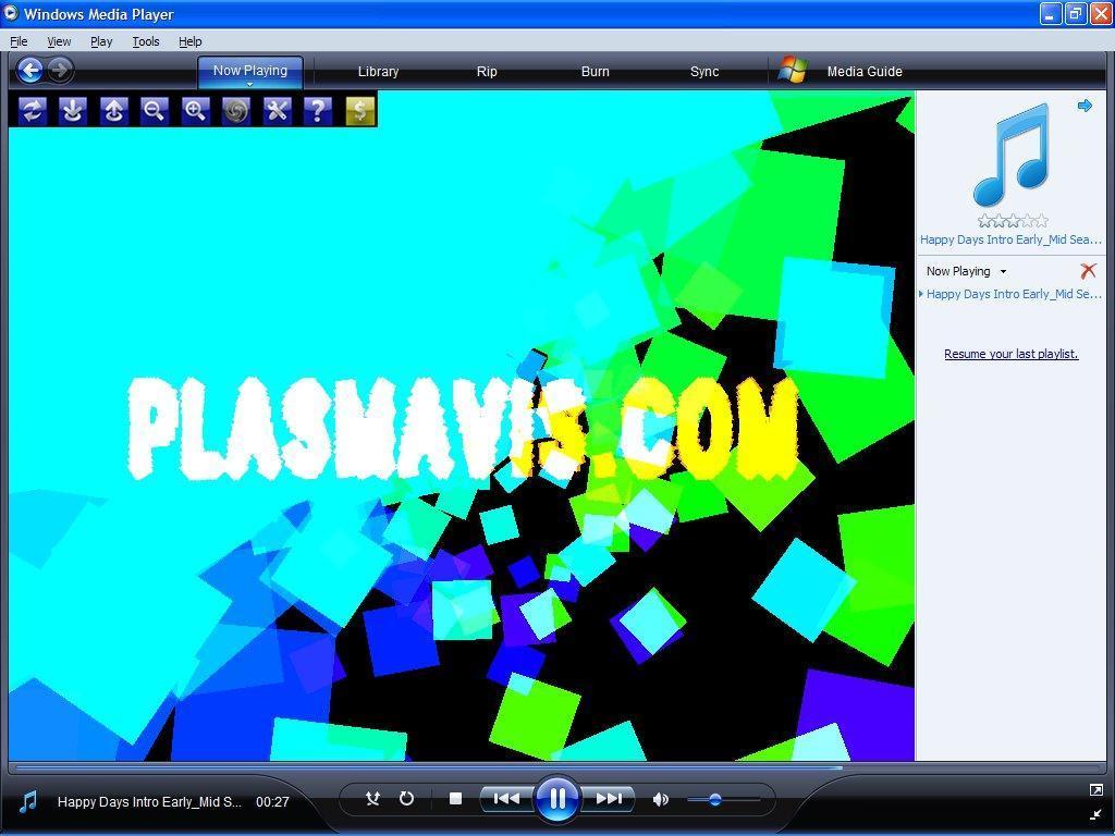 Windows Media Plug-in