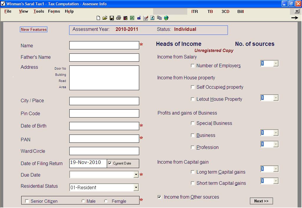 Ultratax Forum