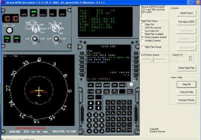 Airbus MCDU Aid 1 0 Download (Free trial) - McduAid1024_768 exe