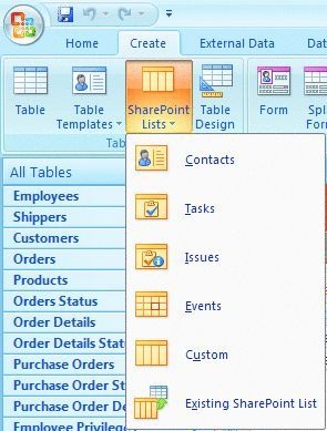user's templates with SharePoint
